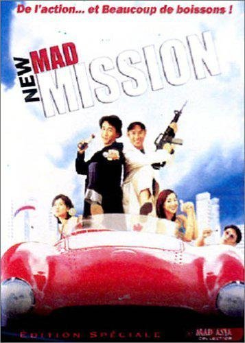 New mad mission - Edition Sp??ciale