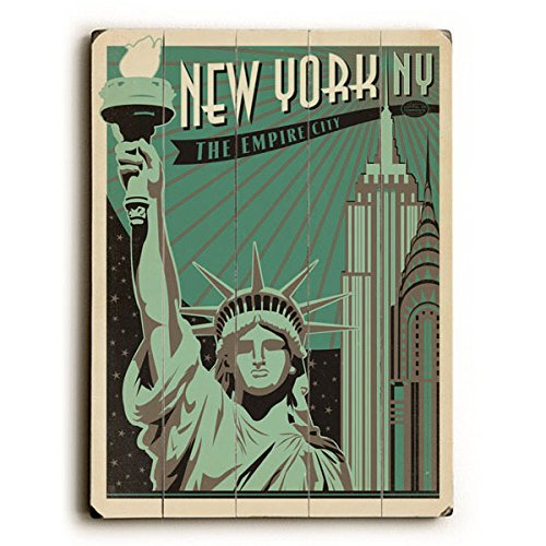 399ebb13f09ee Amazon.com: New York City by Anderson Design Group 25