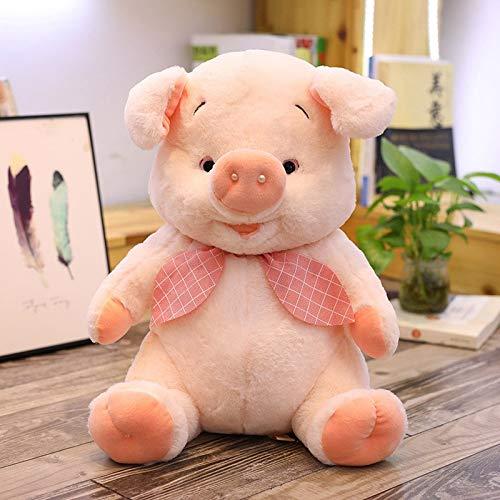 WATOP Stuffed Animals - Teddy Bears | 25/35cmplush Piggy Toys Pillow Super Soft Stuffed Pig Piglet Dolls Best Gifts for Kids Friends Baby