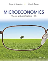 Microeconomics: Theory and Applications, 12th Edition Front Cover
