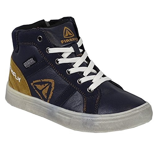 Firefly Ron AQX Jr IDE Navy / Brown