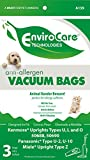 Kenmore Upright Allergen Filtration Cloth Vacuum Cleaner Bags....