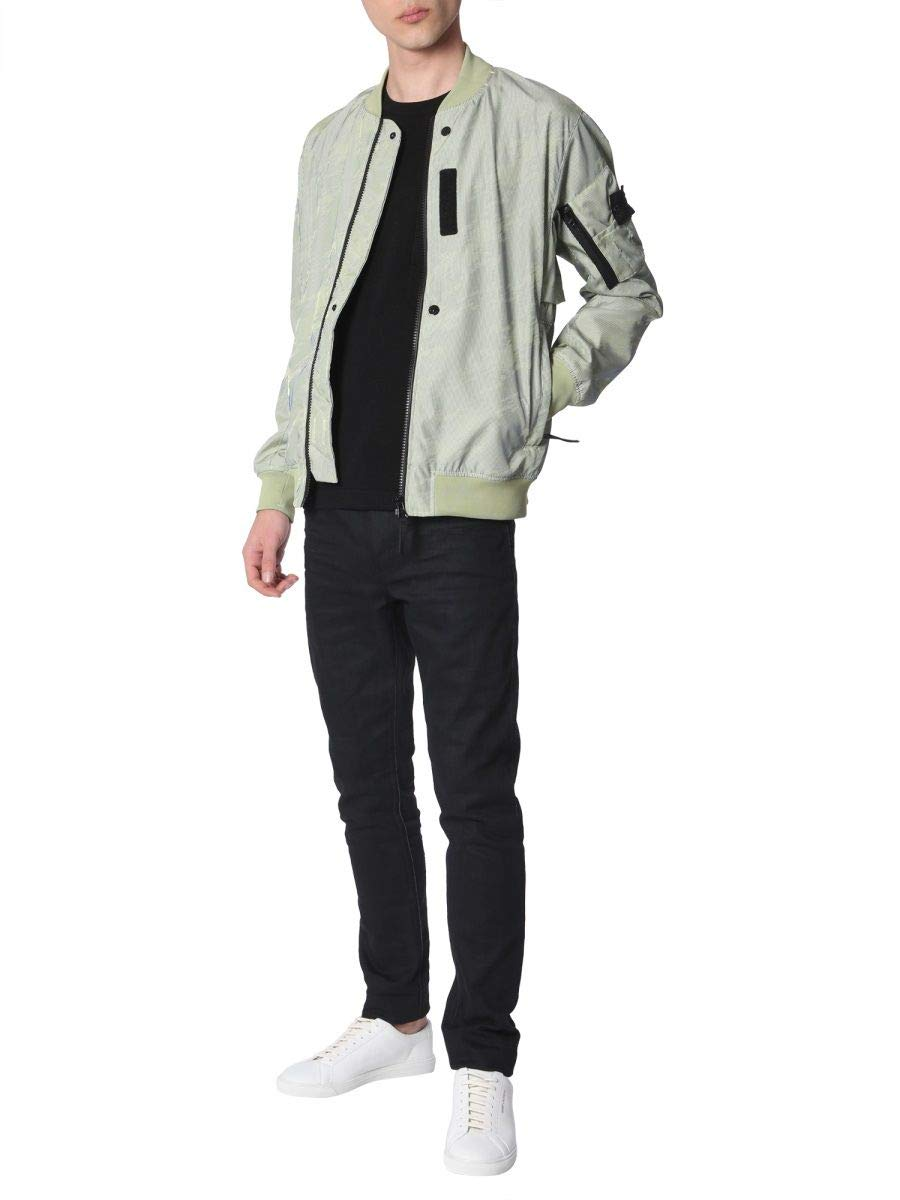 Brand Size M STONE ISLAND SHADOW PROJECT Men's 701940204V0031 Green Polyester Jacket