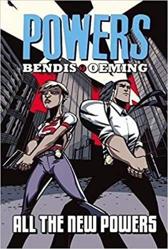 Powers Vol 1 All The New Powers Brian Michael Bendis Michael