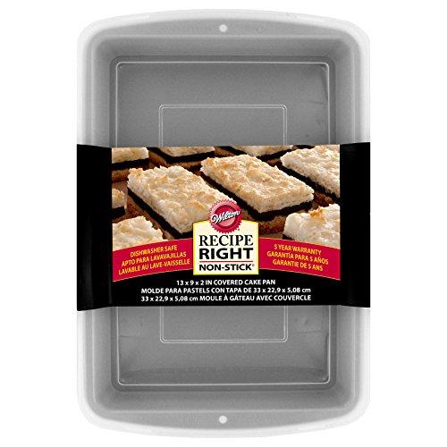 Wilton Recipe Right Non-Stick 9 x 13-Inch Pan by Wilton (Image #1)