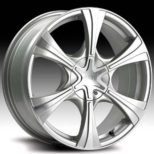 Price comparison product image Pacer Hallmark 15x7 Silver Wheel / Rim 4x100 with a 40mm Offset and a 73.00 Hub Bore. Partnumber 775MS-5700340