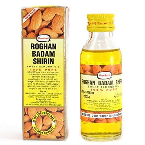 (Roghan Badam Shirin 100 ml (Pack of 2)- Styledivahub®)