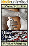 Homecomings: Memorial Day: Sexy Shorts for a Long Holiday Weekend (Homecomings: Sexy Shorts for Holiday Reading Book 1)