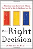 The Right Decision, James Stein, 0071614192