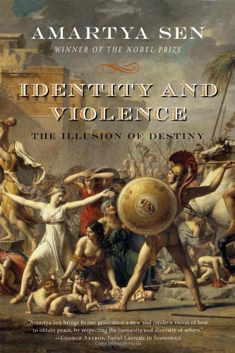 Download Identity and Violence: The Illusion of Destiny (Issues of Our Time) pdf