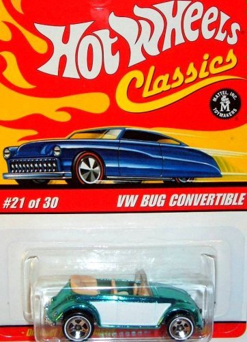 Hot Wheels Classic Series 2: VW Bug Convertible