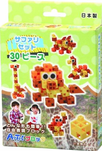 (Artec Atekku block safari set (japan import))