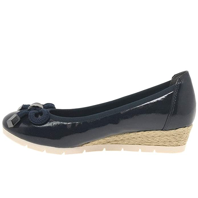 3f4ab618dd6 MARCO TOZZI Jubilee Womens Wedge Heel Espadrilles: Amazon.co.uk ...