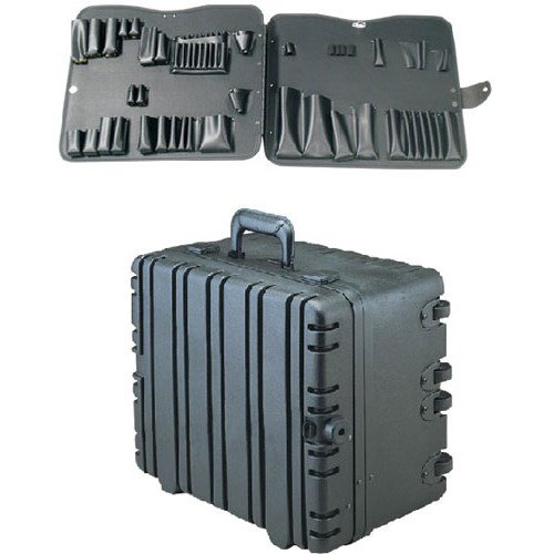 Jensen Tools 377-495 Roto-Rugged wheeled case & pallets only (JTK-53WW)
