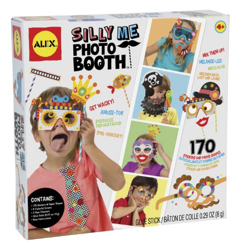 ALEX Toys Craft Silly Me Photo Booth