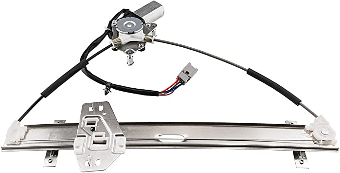 w// Motor Power Window Regulator For 2003-2010 Honda Element Front Left Side