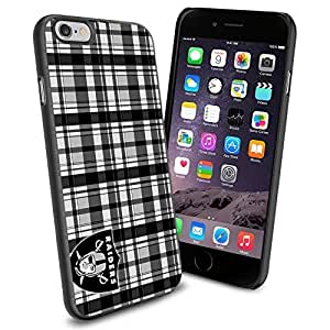diy zhengAmerican Football NFL OAKLAND RAIDERS Logo, Cool Ipod Touch 4 4th Case Cover Collector iPhone TPU Rubber Case Black