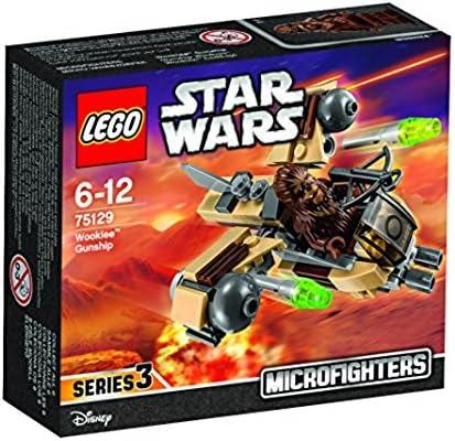 LEGO Star Wars Rebels Microfighters Series 3 Wookiee Gunship Set #75129