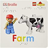 img - for DK Braille: LEGO DUPLO: Farm book / textbook / text book