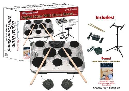 Spectrum AIL 602 7-Pad Digital Drum Set