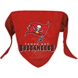 Hunter MFG Tampa Bay Buccaneers Mesh Dog Bandana, Small
