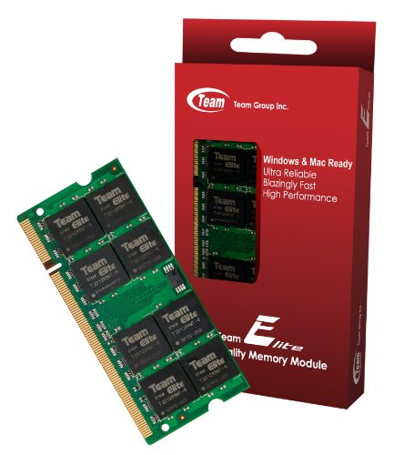 2GB Team High Performance Memory RAM Upgrade Single Stick For HP - Compaq Presario CQ40-106AX CQ40- 106TU CQ40-107AU CQ40-107AX Laptop. The Memory Kit comes with Life Time Warranty.