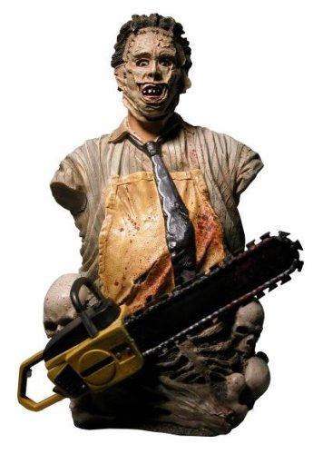 Neca - Massacre à la Tronçonneuse - buste Leatherface 17 cm