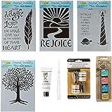 Inspired Stencils Bible Journaling Kit