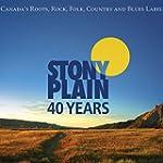 40 Years of Stony Plain (3CD)