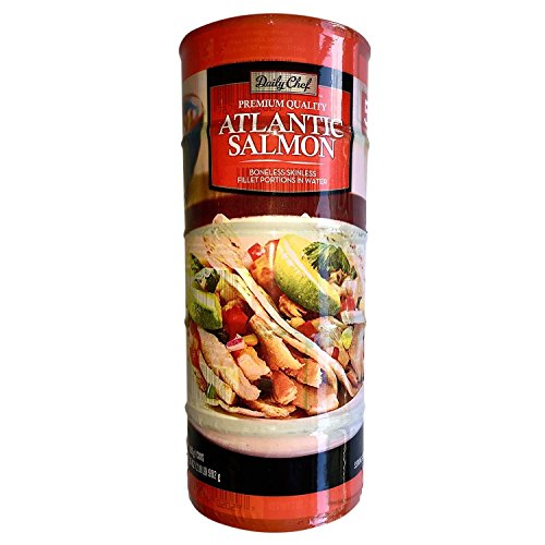 Daily Chef Canned Atlantic Salmon (7 oz. can, 5 (Atlantic Salmon)