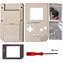 Timorn Replacement Housing Shell Case Cover for Gameboy GB Console (Gray)