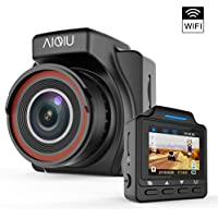 AIQIU C1 Wifi 1080P FHD Dash Cam (Black)