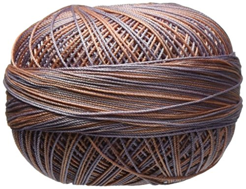 - Handy Hands 210-Yard Lizbeth Cotton Thread, 25gm, Sea Shells