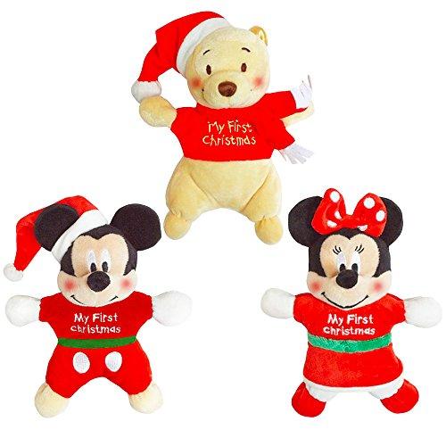Disney Christmas Plush Toys