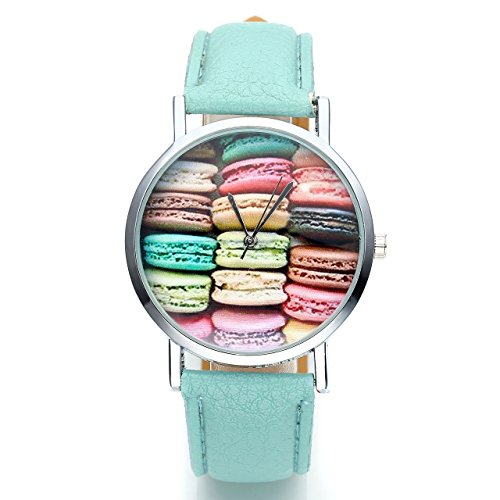 Top Plaza Fashion Colorful Macaron