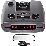 Escort Passport 8500 X50 Radar & Laser Detector with Smart Cord USB RadarMount