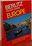 Pocket Guide to European Countries, Berlitz Editors, 0029644909