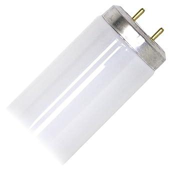 40 Watt Fluorescent Light Bulbs: Sylvania 24683 - F40DSGN50 - 40 Watt T12 5000K Full Spectrum Fluorescent  Light Bulb, 4,Lighting