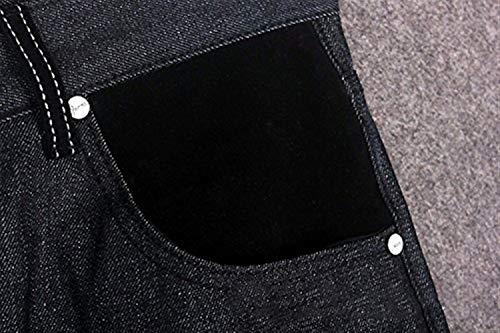 Fit In Uomo Con Hip Ampi Jeans Slim Colour Pantaloni Cotone Lisci Comodi Ssig Hop Morbido Foro Fashion E Da qpEBw8