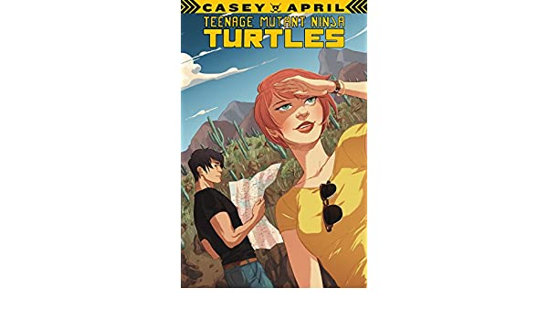 Teenage Mutant Ninja Turtles: Casey & April (English Edition ...