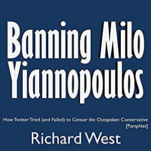 Banning Milo Yiannopoulos Audiobook