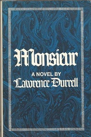 book cover of Monsieur