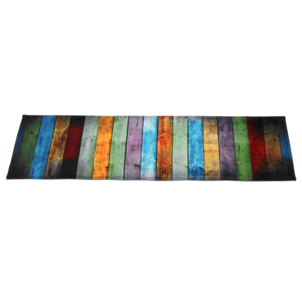 Winkey Esszimmer Teppich Shaggy Soft Bereich Teppich Schlafzimmer Rechteck Fu/ßmatte 40/* 120/cm Home Dekoration
