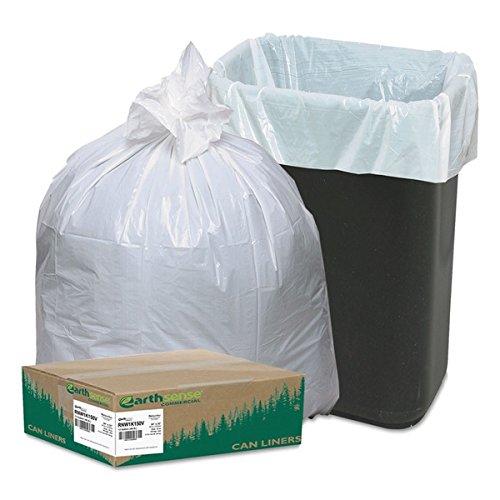 (Earthsense Commercial RNW1K150V Self-Dispensing Box Re-Claim 13-Gallon Tall Kitchen Bags (Pack of)