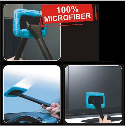 Windshield Easy Cleaner Clean Hard To Reach Windows On Your Car Or Home