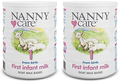 2 Pack) - Nanny - NANNYcare First Infant Milk | 400g | 2 PACK BUNDLE by Nanny