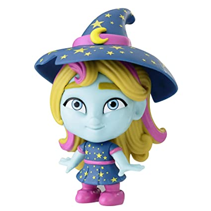 Netflix Super Monsters Katya Spelling Collectible 4 Inch Figure Ages 3 And Up