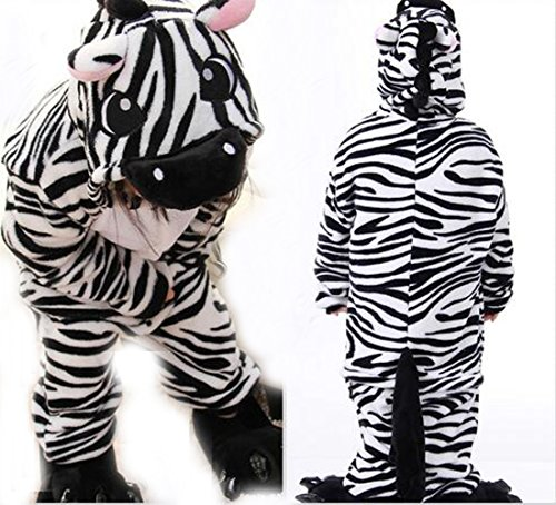 [Unisex Child Sleepsuit Costume Cosplay Homewear Lounge Wear Kigurumi Onesie Pajamas (M, Children's Pyjamas] (Cosplay Costumes For Boys Kids)
