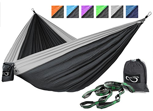 Double Camping Hammocks Lightweight Parachute product image
