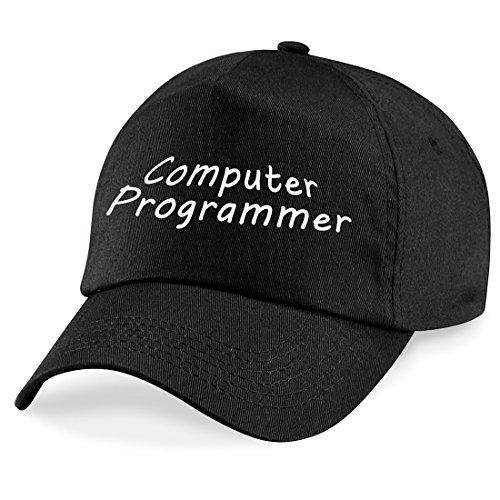 de regalo programador béisbol de de de Toma de ordenador con ordenador de gorra gorro toma programador de Worker n7pgP1Rxqw